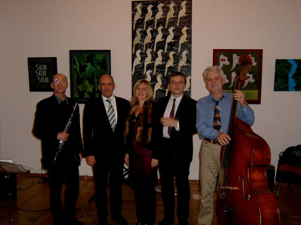 Aleksandr's Swingtime Band - Swing aus Berlin