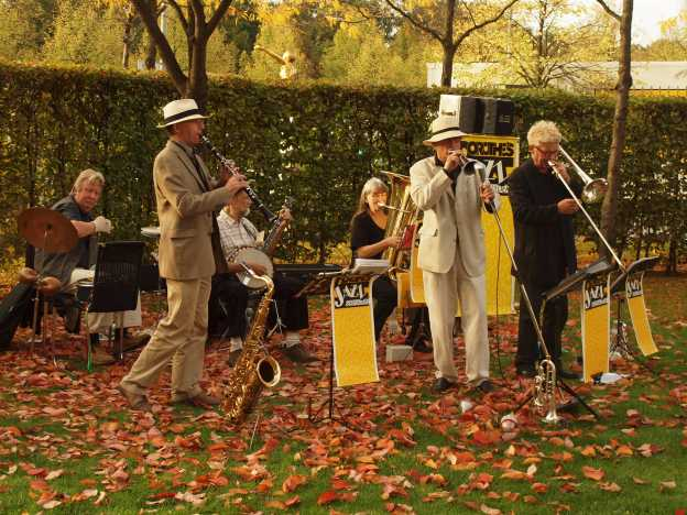 Dorothe's Jazz Serenaders - New Orleans Jazz, Dixieland aus Berlin