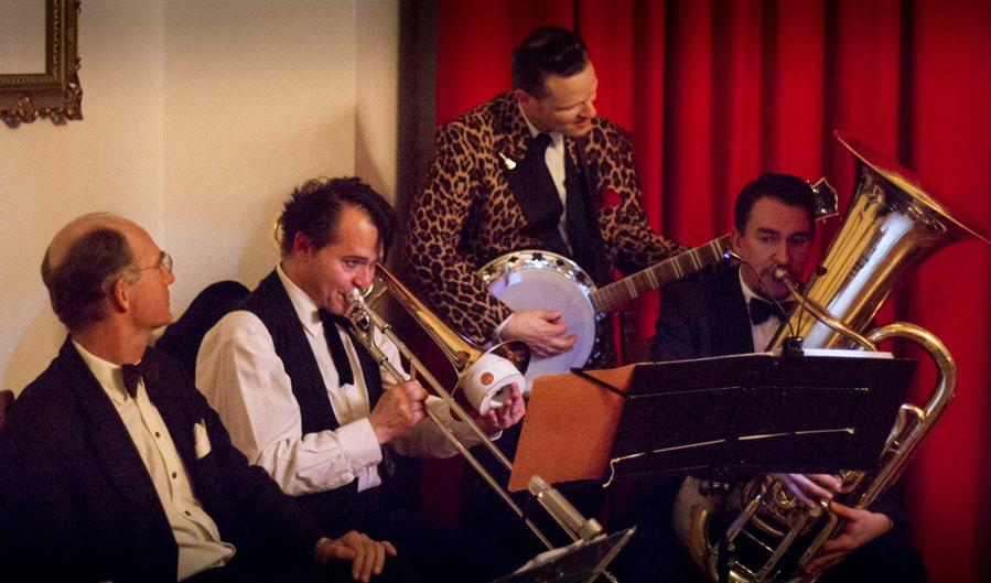 Harald Hertel's Jass Tigers - New Orleans Jazz, Hot Jazz aus Berlin