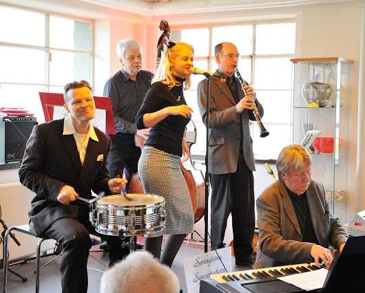 Swingtime Syncopators - Swing aus Berlin